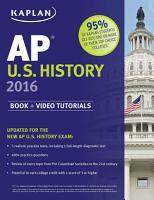 Kaplan AP U S  History 2016 PDF