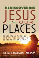 Rediscovering Jesus in Our Places PDF