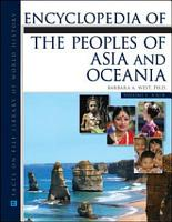 Encyclopedia of the Peoples of Asia and Oceania PDF