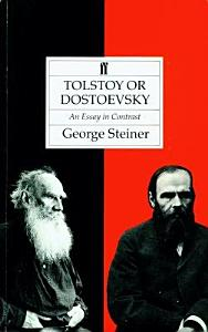 Tolstoy or Dostoevsky Book