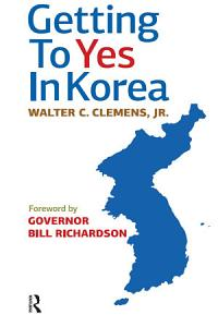 Getting to Yes in Korea Book