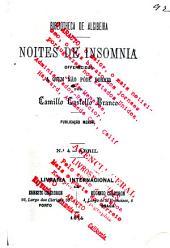 Noites de insomnia offerecidas a quem nao pode dormir: Volumes 4-6