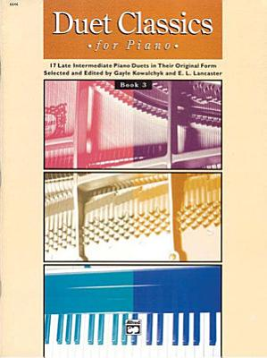 Duet Classics for Piano  Book 3
