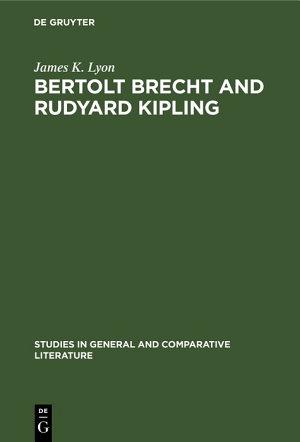 Bertolt Brecht and Rudyard Kipling