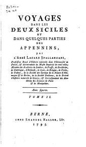 Voyages dans les Deux Siciles et dans quelques parties des Appennins: Volume2