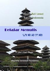 Belajar Menulis Aksara Bali