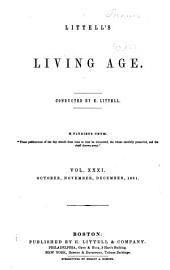 The Living Age ...: Volume 31
