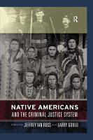 Native Americans and the Criminal Justice System PDF