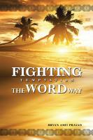 Fighting Temptation   the Word Way PDF