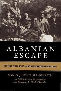 Albanian Escape Book