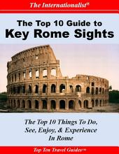 Top 10 Guide to Key Rome Sights