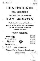 Confessiones del glorioso Doctor de la Iglesia San Agustin