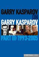 Garry Kasparov on Garry Kasparov PDF