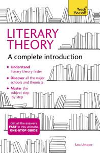 Literary Theory  A Complete Introduction PDF