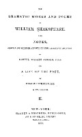 THE DRAMATIC WORKS AND POEMS OF WILLIAM SHAKSPEARE  WITH NOTES  ORIGINAL AND SELECTED  AND INTRODUCTORY REMARKS TO EACH PLAY PDF