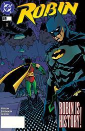 Robin (1993-) #49