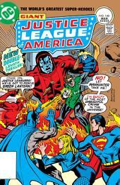 Justice League of America (1960-) #140