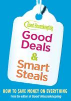 Good Housekeeping Good Deals and Smart Steals PDF