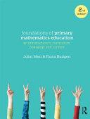 Foundations of Primary Mathematics Education