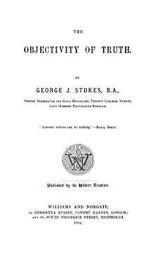 The Objectivity of Truth PDF