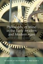 Philosophy of Mind in the Early Modern and Modern Ages PDF