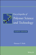 Encyclopedia of Polymer Science and Technology PDF