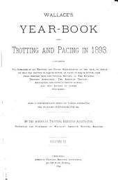 Annual Year Book - United States Trotting Association