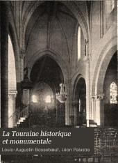La Touraine historique et monumentale: Amboise : le château, la ville et le canton