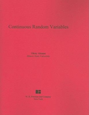 Introduction to the Practice of Statistics: Continuous Random Variables