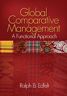 Global Comparative Management Book