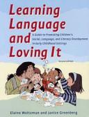 Learning Language and Loving it PDF