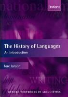 The History of Languages PDF