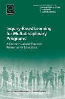 Inquiry Based Learning for Multidisciplinary Programs PDF