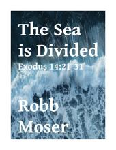 The Sea is Divided: Exodus 14:21-25