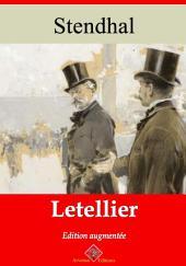 Letellier: Nouvelle édition augmentée