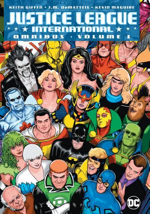 Justice League International Omnibus