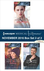 Harlequin Medical Romance November 2016 - Box Set 2 of 2: The Midwife's Pregnancy Miracle\The Nightshift Before Christmas\Unwrapped by the Duke