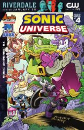 Sonic Universe #94: The Case of the Pirate Princess, Part 4 (of 4)