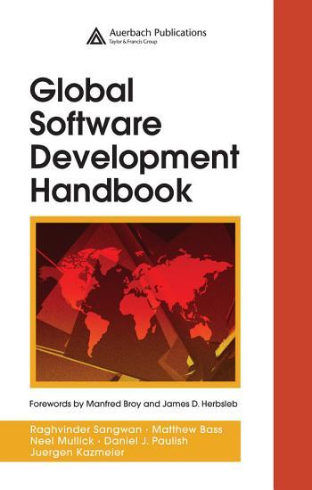 Global Software Development Handbook PDF