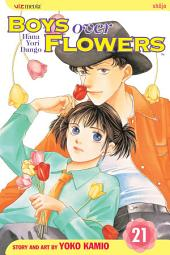 Boys Over Flowers: Volume 21
