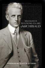 Bibliography of Raymond Clare Archibald