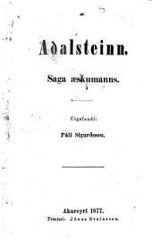 Aðalsteinn: Saga aeskumanns