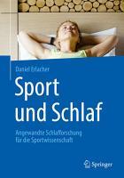 Sport und Schlaf PDF