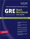 Kaplan GRE Exam Math Workbook PDF