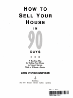 How to Sell Your House in 90 Days