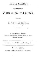 Geschichte des freistaates der drei bünde im hohen Rhatien: Band 2