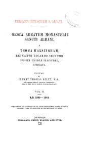 ... Gesta Abbatum Monasterii Sancti Albani