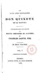 The Life And Exploits Of Don Quixote De La Mancha Book PDF