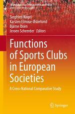 Functions of Sports Clubs in European Societies