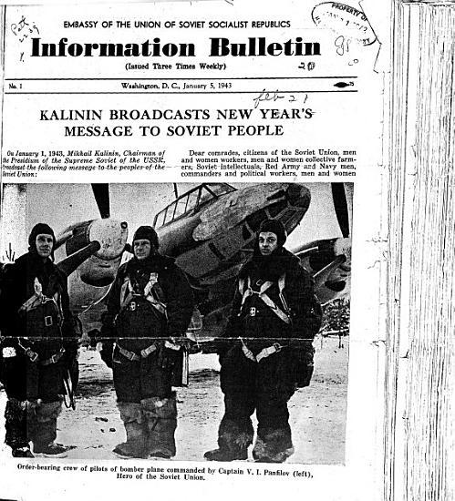 USSR Information Bulletin PDF